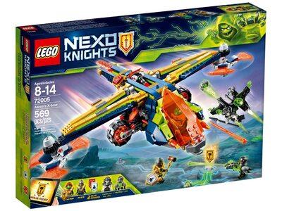 Купить Лего 72005 Лук-Х Аарона, Нексо Найтс.
