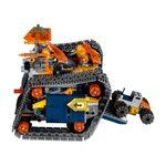 Купить Лего 72006 Передвижной арсенал Акселя, Нексо Найтс.