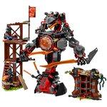 Купить Лего 70626 Железные удары судьбы Ниндзяго.