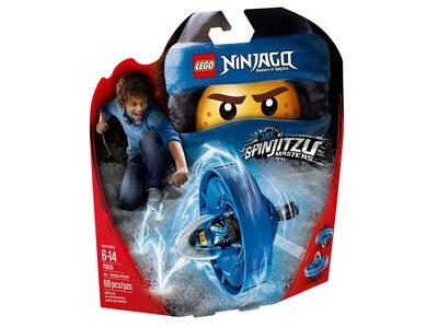 Купить Лего 70635 Джей мастер спинджитсу. LEGO Ninjago.