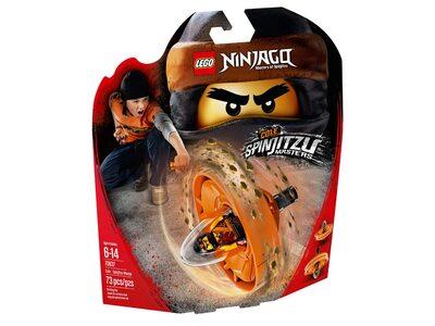 Купить Лего 70637 Мастер спинджитсу, LEGO Ninjago.