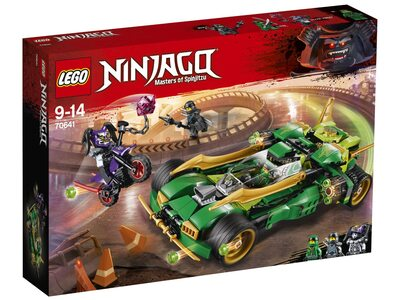 Купить Лего 70641 Внедорожник ниндзя, Ниндзяго.
