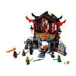 Купить Лего 70643 Храм воскресения, Ниндзяго.