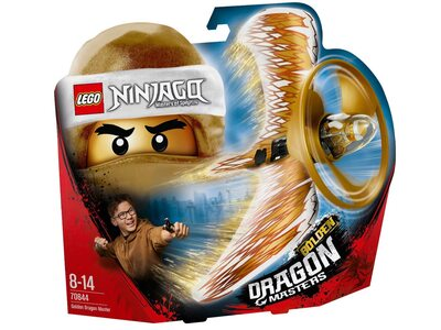 Купить Лего 70644 Золотой Мастер Дракона, Ninjago.