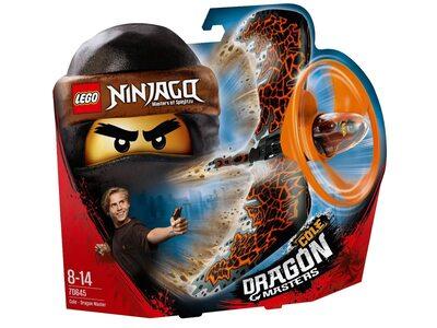 Купить Лего 70645 Коул - Мастер Дракона, Ninjago.