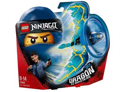 Купить Лего 70646 Джей - Мастер Дракона, Ninjago.