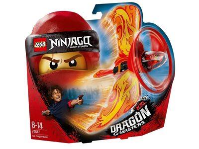 Купить Лего 70647 Кай - Мастер Дракона, Ninjago.