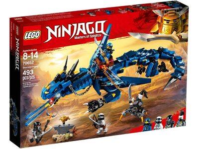 Купить Лего 70652 Вестник бури, Ninjago.