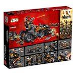 Купить Лего 70654 Стремительный странник, Ninjago.