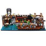 Купить Лего 70657 Порт Ниндзяго Сити, Ninjago.