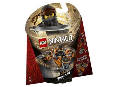 Купить Лего 70662 Спин-джитсу Коул серии Ниндзяго.