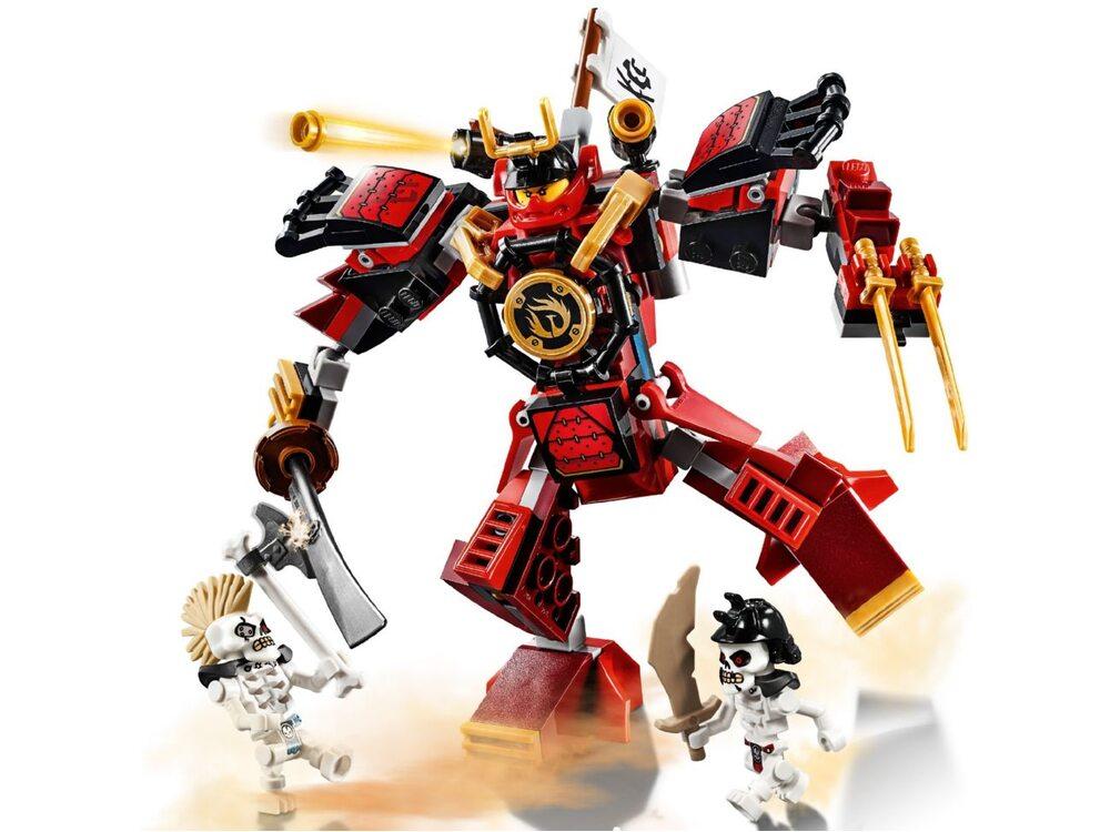 LEGO Ninjago 70665 Робот-самурай | playzone.com.ua