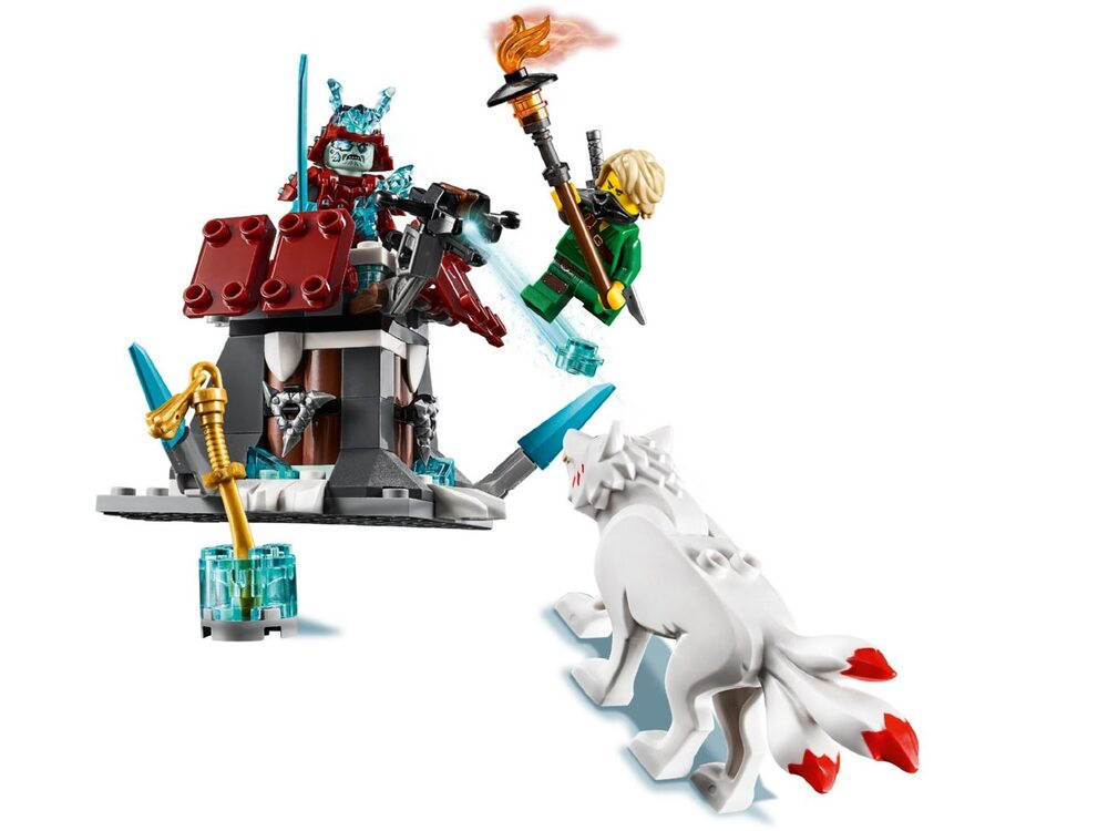 Конструктор lego ninjago 70671 путешествие ллойда