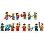 Купити Лего 80105 Китайська новорічний ярмарок, колекційний набір.