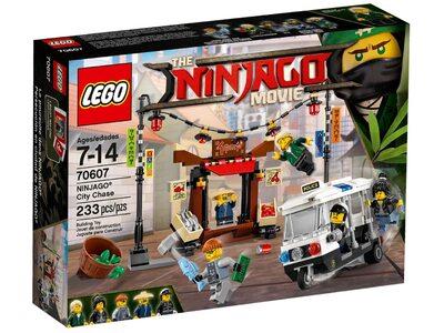 Купить Лего 70607 Погоня в Ниндзяго Сити, Муви.