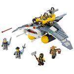 Купить Лего 70609 Бомбардировщик Морской дьявол, Ниндзяго Муви.
