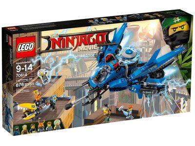 Купить Лего 70614 Истребитель Молния Ниндзяго Муви.