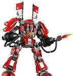 Купить Лего 70615 Огненный робот Ниндзяго Муви.