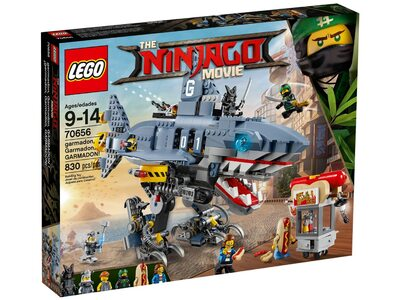 Купить Лего 70656 гармадон, Гармадон, ГАРМАДОН!, Ninjago Movie.