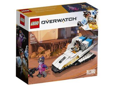 Купить Лего 75970 Трейсер против Роковой Вдовы серии Оверфоч.