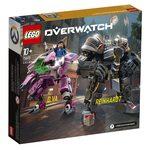 Купить Лего 75973 Д.Ва и Ренхардта серии Овервоч.