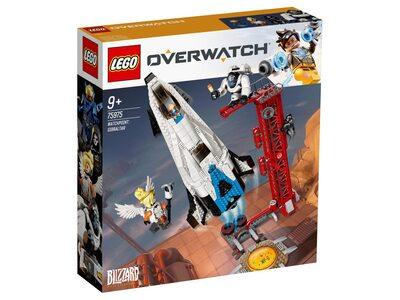 Купить Лего 75975 Дозорный пункт: Гибралтар серии Овервоч.