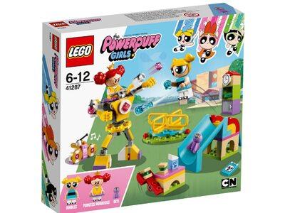 Купить Лего 41287 Пузырек на игровой площадке, Powerpuff Girls.
