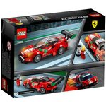 "Купить Лего 75886 Ferrari 488 GT3 ""Scuderia Corsa"", Speed Champions."
