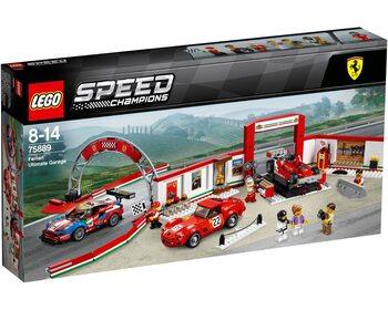 Уникальный гараж Ferrari