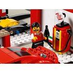 Купить Лего 75889 Уникальный гараж Ferrari, Speed Champions.