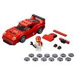 Купить Лего 75890 Ferrari F40 Competizione серии Спид-Чемпионс.