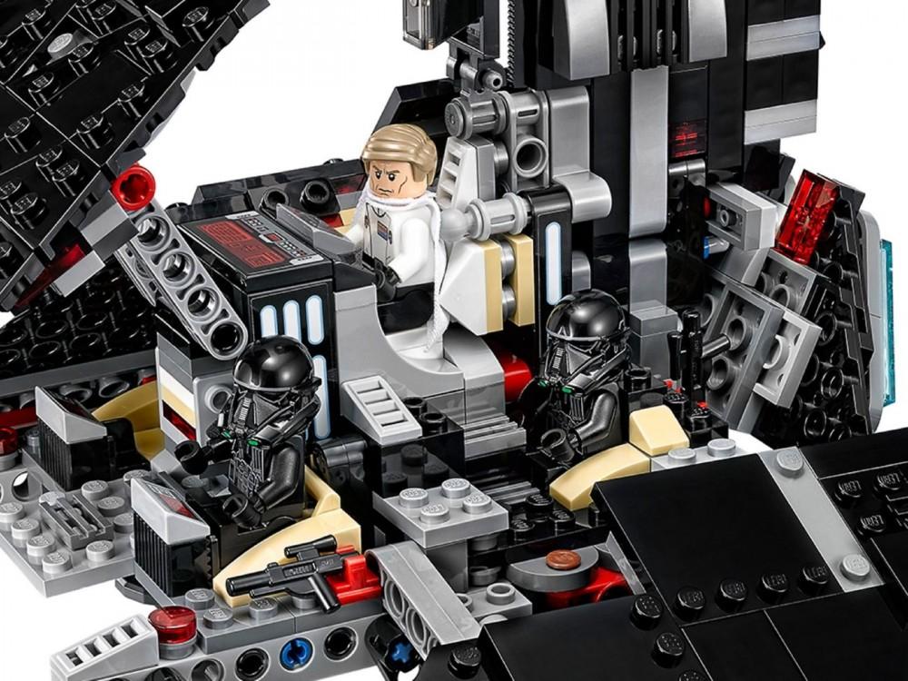 Лего шаттл кренника купить
