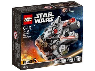 Купить Лего 75193 Микрофайтер Сокол Тысячелетия, LEGO Star Wars.