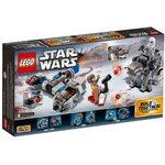 Купить Лего 75195 Микроистребитель летающий мотоцикл против Ходуна Первого Ордена, Стар Варс.