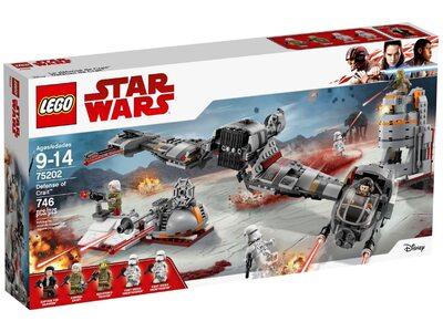 Купить Лего 75202 Защита Крэйта, LEGO Star Wars.