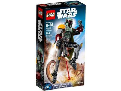 Купить Лего 75533 Боба Фетт, LEGO Star Wars.