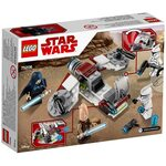 Купить Лего 75206 Баттл-пак: Джедаи и Бойцы-клоны, Star Wars.
