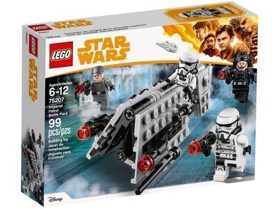 Купить Лего 75207 Имперский боевой отряд, Star Wars.