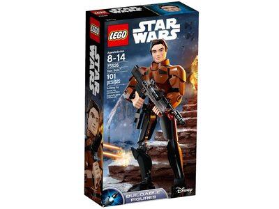 Купить Лего 75535 Хан Соло, Star Wars.