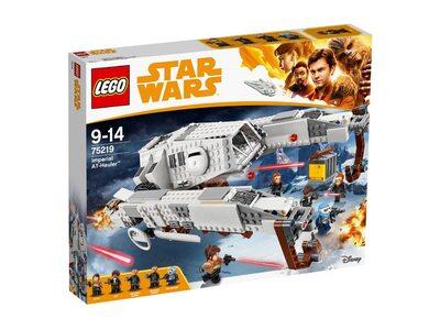 Купить Лего 75219 Имперский шагоход-тягач, Star Wars.