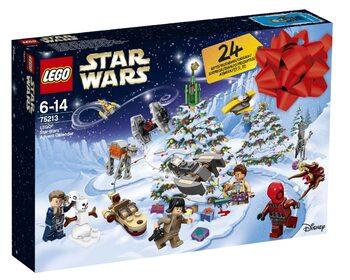 Новогодний календарь Star Wars 2019