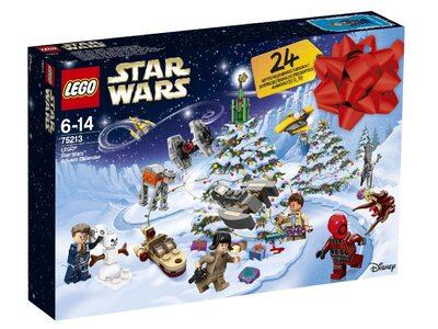 Купить Лего 75213 Новогодний календарь Стар Варс 2019.