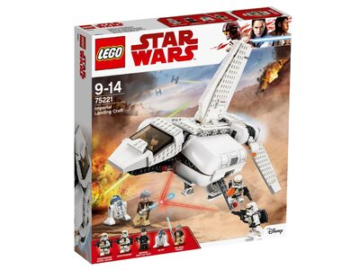 Купить Лего 75221 Имперское Десантное судно серии Стра Варс.