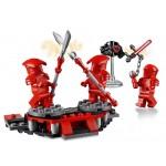 Купить Лего 75225 Боевой набор Элитной преторианской гвардии серии Стар Варс.