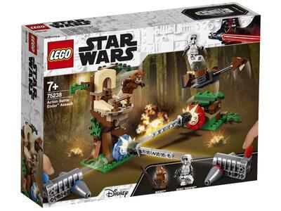 Купить Лего 75238 Нападение на планету Эндор серии Стар Варс.
