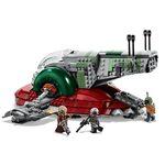 Купить Лего 75243 Слейв 1 серии Стар Варс, набор выпущен к 20-ти летнему юбилею.