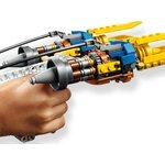 Купить Лего 75258 Гоночный под Энакина серии Стар Варс.