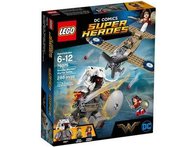 Купить Лего Супер Герои 76075 Битва Чудо-женщины, LEGO Super Heroes
