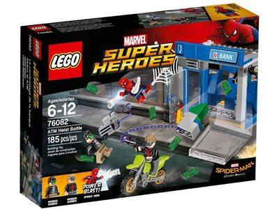 Купить Лего Супер Герои 76082 Ограбление банкомата, LEGO Super Heroes