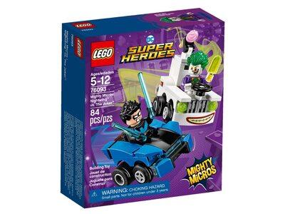 Купить Лего 76093 Найтвинг против Джокера, LEGO Super Heroes.